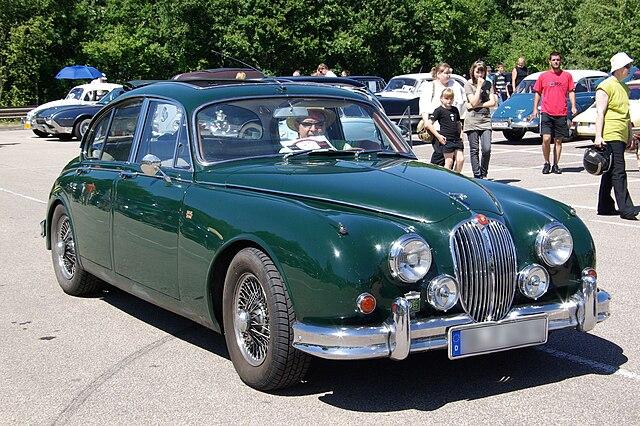 Jaguar Daimler Mk  Horn Cancellation Ring