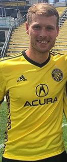 Adam Jahn American soccer player (born 1991)