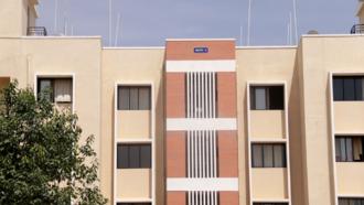 Jain University - Jain University Hostel Building