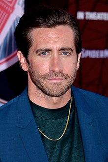 taille Jake Gyllenhaal