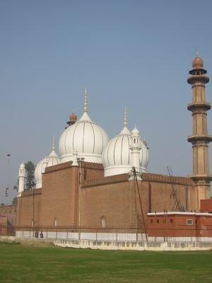 Sir Syed Masjid - Image: Jama masjid