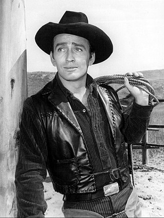 The Virginian (TV series) - Image: James Drury The Virginian