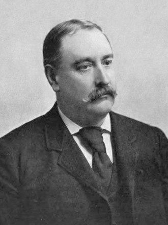 James W. Brown - Image: James W. Brown 1903