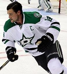 Jamie Benn - de coole en vriendelijke ijshockeyspeler met Canadese roots in 2020
