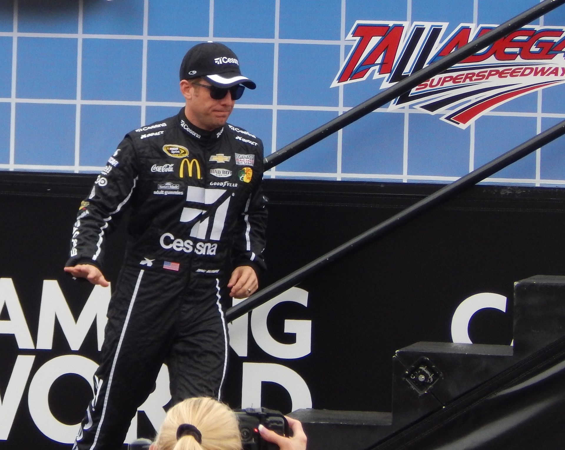 What Is Ecoboost >> Jamie McMurray - Wikipedia