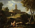 Jan Frans van Bloemen (1662-1749) - Roman Buildings - 632 - Fitzwilliam Museum.jpg