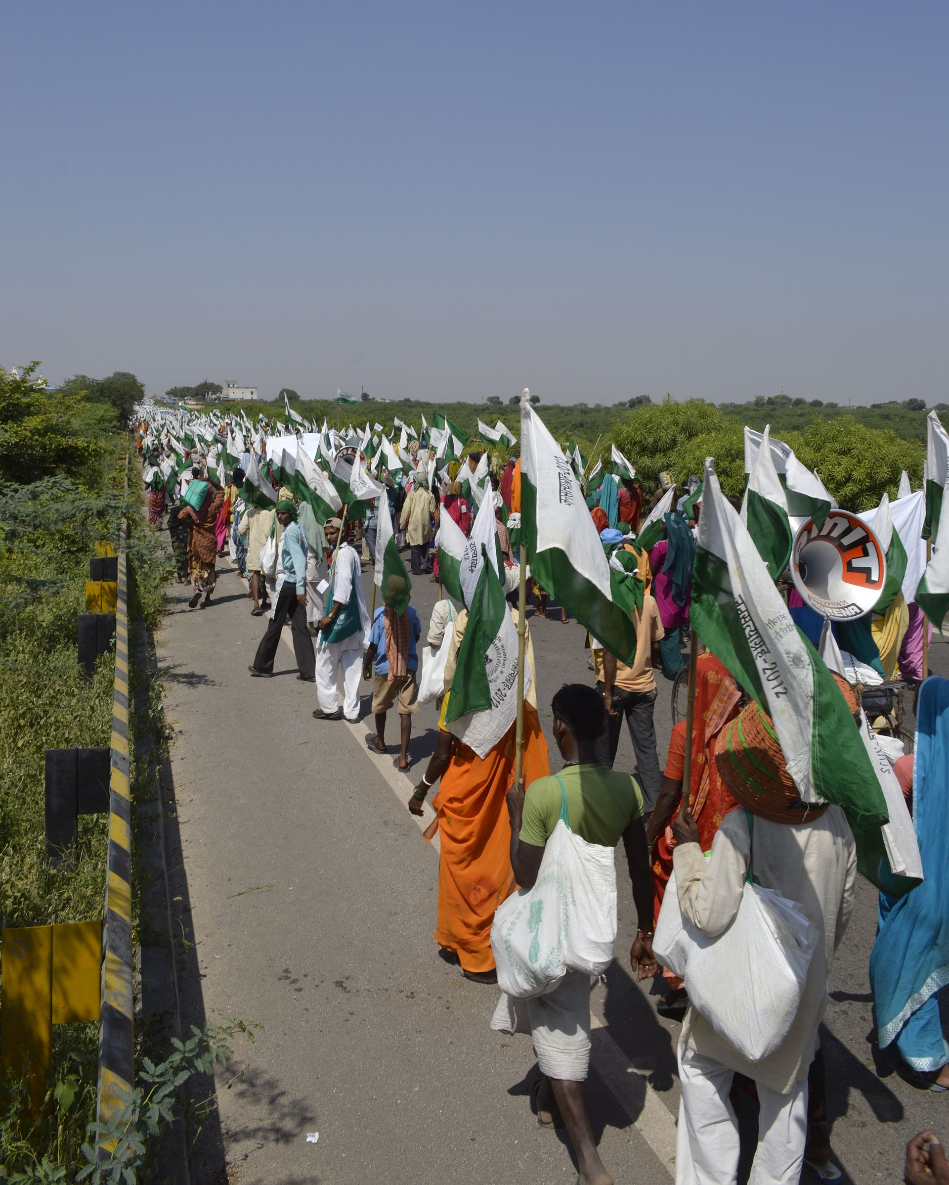Jan Satyagraha 2012 - Wikipedia Non Violent Resistance Satyagraha