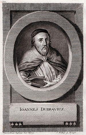 Jan Dubravius - Jan Dubravius