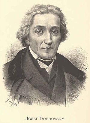 Josef Dobrovský - Josef Dobrovský