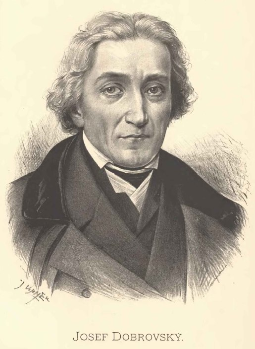 Jan Vilímek - Josef Dobrovský