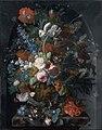 Jan van Huysum - Vase of Flowers in a Niche SC226791.jpg