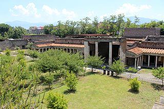 Villa Poppaea Ancient Roman villa