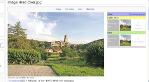 JavaScript Image Slideshow with LInks