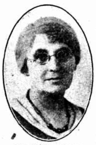 Jean Beadle - Jean Beadle, J.P.