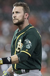Jed Lowrie American baseball player