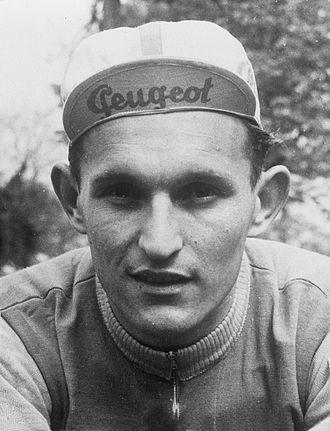 Jef Planckaert - Jef Planckaert in 1962