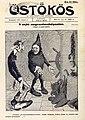 Jeney Jenő Béla – Az Üstökös címlap 1907-18.jpg