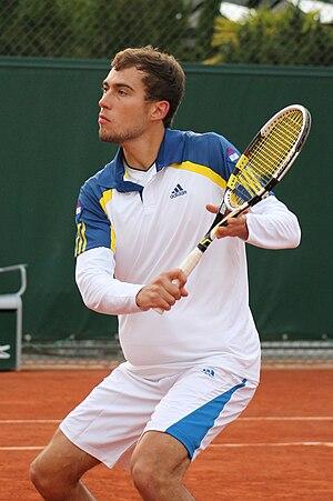 Jerzy Janowicz - Jerzy Janowicz at Roland Garros 2013