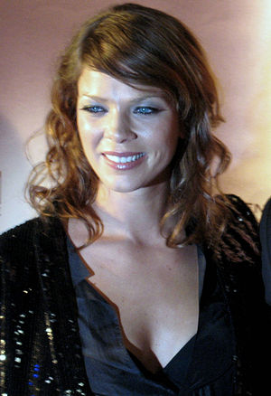 Deutsch: Jessica Schwarz, 25. November 2009