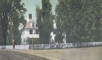 South Berwick, Maine - Image: Jewett House