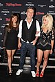 Jimmy Barnes with his wife Jane and daughter Eliza-Jane 2013.jpg