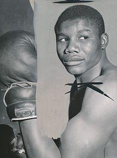 Jimmy Bivins American boxer