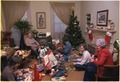 Jimmy Carter and family celebrate Christmas at home - NARA - 182892.tif