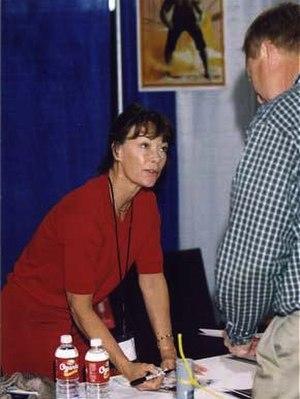 Joanna Cameron - Joanna Cameron in 2006