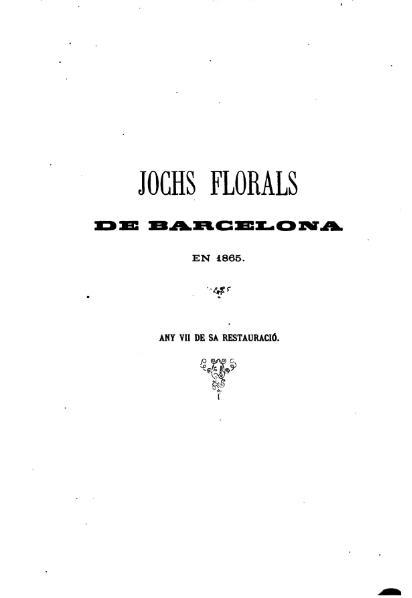 File:Jochs Florals de Barcelona en 1865.djvu
