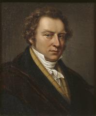 Portrait of Johan Niklas Byström, 1783-1848