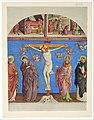 Johann Anton Ramboux - Christ on the Cross in the Church of S. Domenico in Arezzo - Google Art Project.jpg