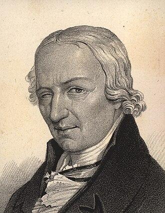 Titius–Bode law - Johann Elert Bode (1747–1826)