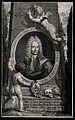 Johann Heinrich Lochner. Line engraving by G. D. Heümann aft Wellcome V0003643.jpg
