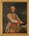 Johann zoffany, ritratto di anton von thurn-valassina, 1774.jpg