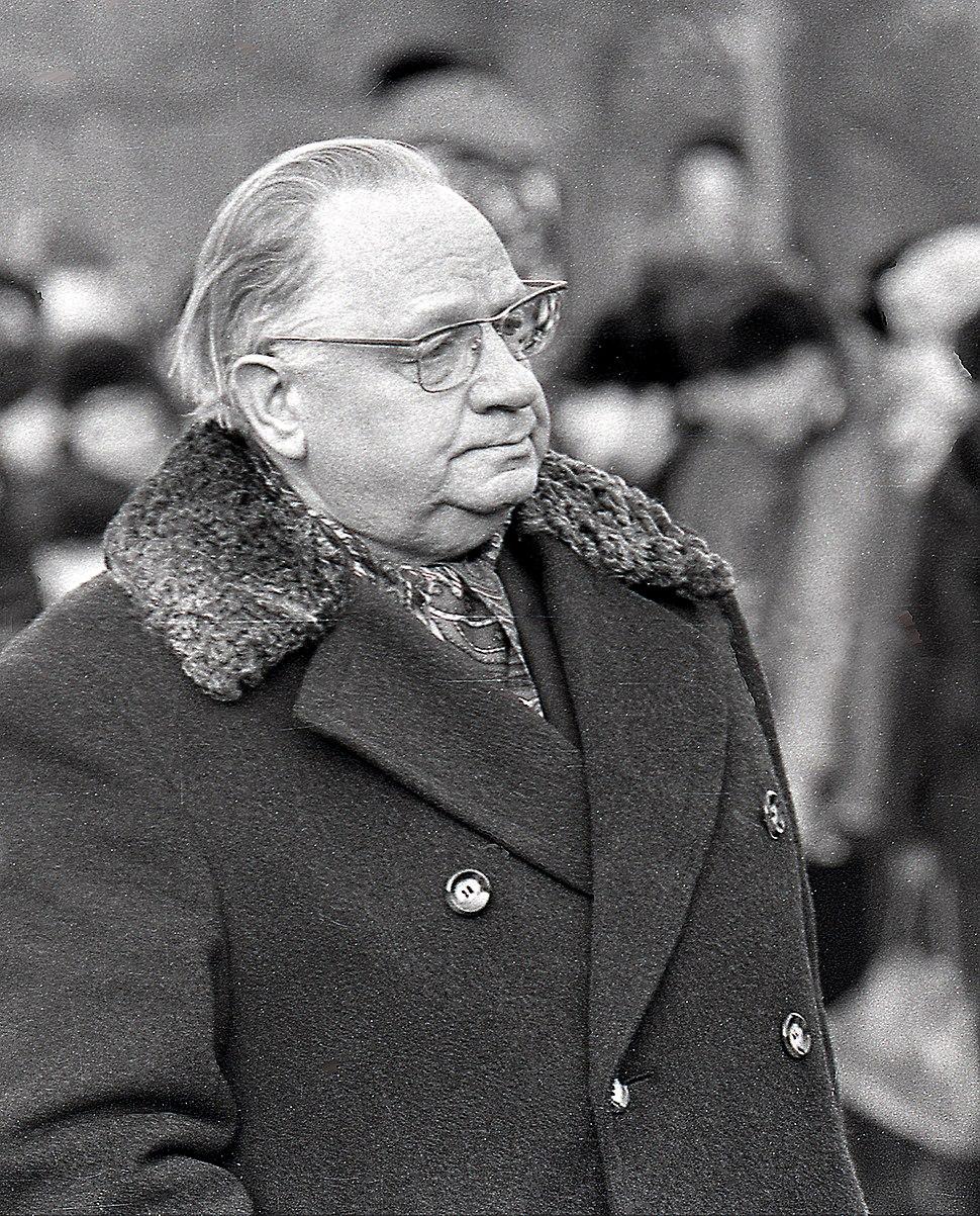 Johannes Käbin 1978