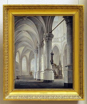 Johannes Jelgerhuis - Image: Johannes R.z. Jelgerhuis (1770 1837