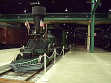 National Railroad Museum >> John Bull (locomotive) - Wikipedia
