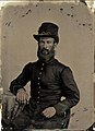 John F. Gaines, Montgomery Mounted Rifles, Co. B, 1st Alabama Cavalry, C.S.A.jpg