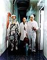 John Glenn, Mercury -- Heads to the Launch Pad (4479639646).jpg