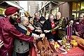 John Horgan celebrates Lunar New Year with Burnaby representatives at the Crystal Mall (32768196885).jpg