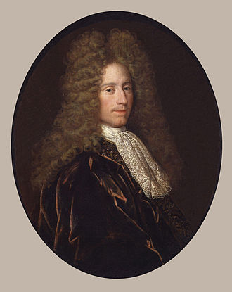 John Law (economist) - Portrait of John Law by Alexis Simon Belle