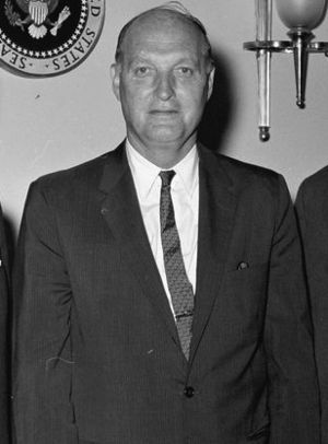 John Moran Bailey - Bailey in 1961
