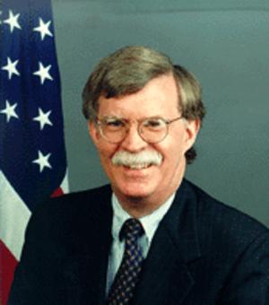 Axis of evil - John R. Bolton