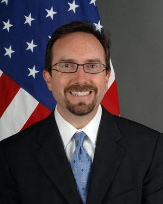 United States Ambassador to Turkey - Image: John R Bass ambassador