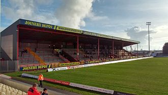 Craven Park, Hull - Joinery Depot East Stand.