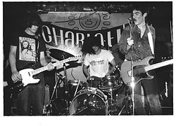 Jon Spencer Blues Explosion 1993