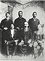 José Martí junto a miembros del Consejo de Kingston, Jamaica, 1892, 2.jpg