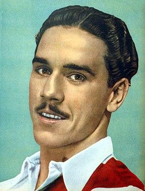 José Manuel Moreno - Moreno on the cover of El Grafico magazine in 1941.