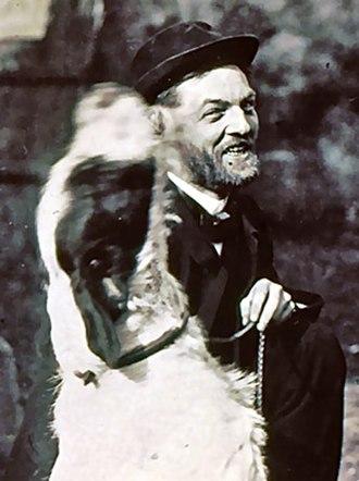 Joseph Sattler - Joseph Sattler and friend (c.1910)