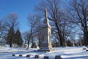 Joseph Schlitz - Cenotaph in Forest Home Cemetery